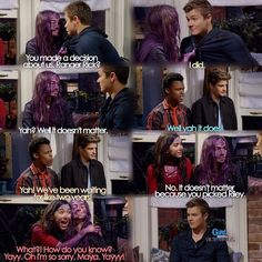 Girl Meets World (3x06). Lucas was so disappointed when Maya picked Riley for him. He was going to pick Maya!!