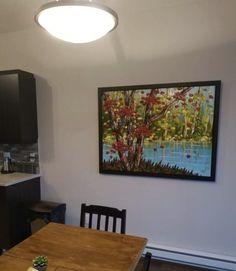 Photos - Galerie Perreault  #HomeDecor #Painting #Peinture #ArtGallery #GalerieDArt #Quebec  #Paysage #Landscape Artgallery, Galerie D'art, Decoration, Land Scape, Les Oeuvres, Flat Screen, Paintings, Photos, Virtual Tour