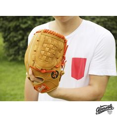 Your glove is shipped only after thorough quality inspection. Bring it home!  #Gloveworks x Luka - Pro Steerhide in British Tan. You design it, we make it. Build your own custom baseball glove with Gloveworks Glove Builder at gloveworks.net  #Baseball #BaseballGlove #MLB #CustomGlove #BringItHome