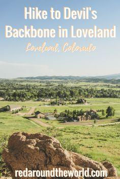 Hike to Devil's Backbone in Loveland, Colorado (1)
