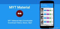 MYT Material Mp3 Downloader v1.0