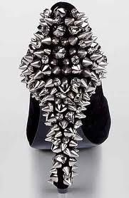 Spiked heels - perfection