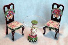 Carol Sherry Miniatures - Recent work