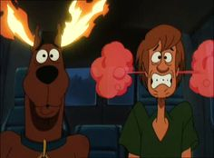 "18 Life Lessons ""Scooby-Doo On Zombie Island"" Taught Us Shaggy Y Scooby, Scooby Doo Mystery Incorporated, Carl's Jr, Disney Pixar, Disney Characters, Funny Cartoons, My Childhood, Animated Gif, Mickey Mouse"