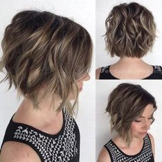 60 Cute Short Hairstyles For Thick Hair - Page 60 of 60 - Fallbrook247
