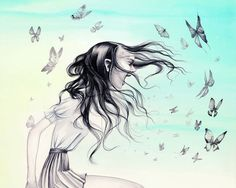Screaming at Butterflies