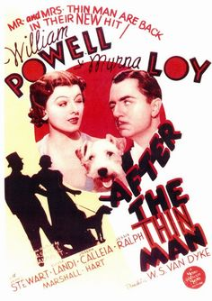 """CAST: William Powell, Myrna Loy, James Stewart, Elissa Landi, Joseph Calleia, Jessie Ralph, Alan Marshal; DIRECTED BY: Woodbridge S. Van Dyke; PRODUCER: MGM; Features: - 11"""" x 17"""" - Packaged with care"""