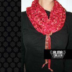 Accesorios lana y cinta