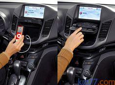 Chevrolet Orlando Gama Orlando Gama Orlando Monovolumen Interior Consola Central 5 puertas