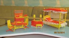 Vintage Ideal Topper Dawn Doll Apartment Furniture with Box