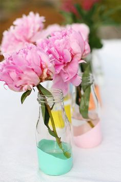 brides of adelaide magazine watercolour wedding flowers