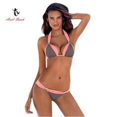 d5a066a560bb1 2017 New Sexy Bikinis Women Swimsuit Bathing Swim Suit Bikini Set Plus Size  Swimwear XXXL Biquini