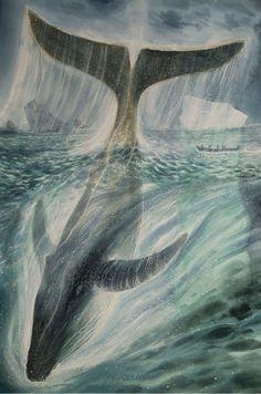 The Sea of Labrador, 2015, by David Blackwood