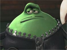 Le Frog in Flushed Away