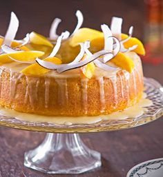 Gluten free mango cake: Gluten free and fabulous! This cake should be put on your 'must-cook' list this summer.