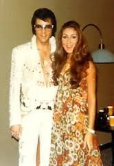 Elvis with Linda Thompson