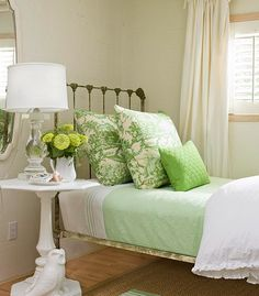 Master Bedroom Decorating Ideas | Bedroom Decorating Ideas. This would be a cute guest room