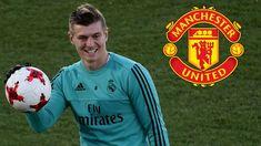 Real Madrid Buka Peluang Transfer Toni Kroos Ke Manchester United