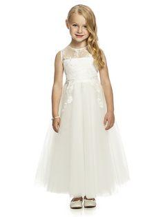 73167baa7c9 Flower Girl Dress FL4051. The Dessy Group