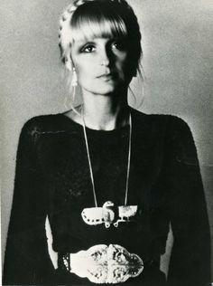 Barbara Hulanicky in the 1970s
