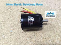 50mm Electric Skateboard Motor 5065 200KV ‹ DIY Electric Skateboard