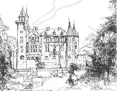 Palacio en Växjö, Suecia - Carlos Calvimontes Rojas
