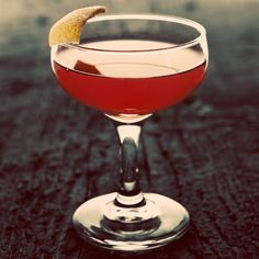 Bitter Cocktail: Cinquecento: Vodka, Benedictine, Campari, Grapefruit, Bitters | From Liquor.com