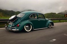 "cultureride: ""We love Rollin' shots! Especially when they're of green slammed bugs! """