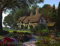 Summer Cottage (221 pieces)