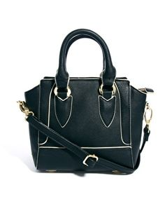New Look Wendy Panelled Wing Shoulder Bag 51
