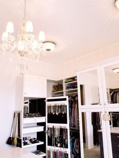 Luxurious Walk In Closets   Contemporary   Closet   Louisville   By California  Closets Of Louisville And Lexington