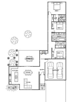 The Hydra Offers The Very Best In Energy Efficient Home Design - Green homes house plans