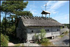 Chapel in the Viking centre Rosalan Viikinkikeskus: Reimarsvägen 5, 25950 Rosala, FINLAND