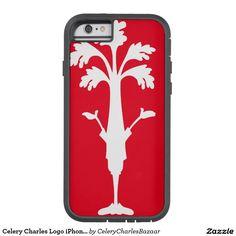 Celery Charles Logo iPhone 6 Though Xtreme  Case. Tough Xtreme iPhone 6 Case