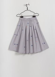 kowtow - 100% certified fair trade organic cotton clothing - On The Surface Skirt