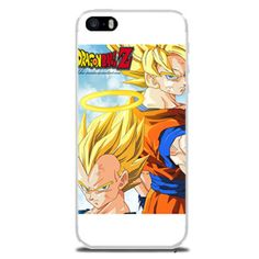 Coque étui hardcase plastique Dragon Ball Pour iPhone 7 Diy Comic