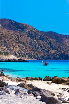 Kedrodasos beach, Crete island, Greece. - Selected by www.oiamansion.com in Santorini.