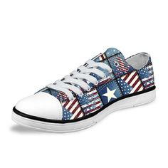 ==> [Free Shipping] Buy Best Nopersonality 2017 National Flag Printed Canvas Shoes Women's Fashion Casual Shoes Platforms Women Shoes Breathable Girls Ladys Online with LOWEST Price | 32808814307