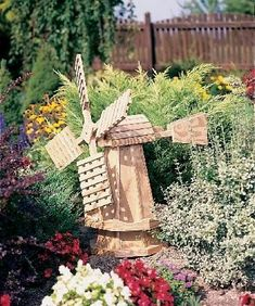 LuxCraft Dutch Garden Windmill LuxCraft Wood Furniture Collection Central Europe's rural landscapes are among some of the most beautiful places on Earth. Our Amish craftsmen have a close