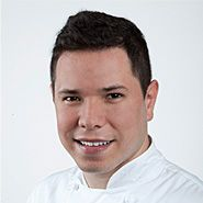 Felipe Rameh. Disciple of Chef Alex Atala, he worked during three years at D.O.M restaurant. He also worded at Mugaritz before opening his own restaurant in Muriae, a small inland city located in Minas Gerais, when he went back to Brazil. Today he is one of the partners of Trindade