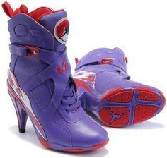 Womens Air Jordan Retro1 High Heels shoes