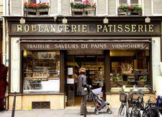 Patisserie in Marais, Paris Photo: Don Ward on Flickr