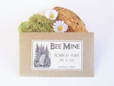100 Meant to Bee Wedding Favors - Flower Seeds - BEE MINE - Meant to Bee Bridal Shower Favors - Bride to Bee Theme - Nature Wedding Favor by fairylandbazaar on Etsy https://www.etsy.com/listing/196900741/100-meant-to-bee-wedding-favors-flower