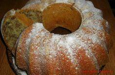 Coko-orechova-babovka_recipe_main Czech Recipes, Russian Recipes, Cake Recipes, Snack Recipes, Snacks, Bunt Cakes, Sweet Cakes, Pound Cake