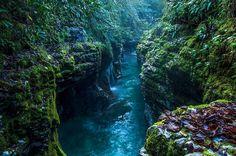 The canyons of Martvili - Gateways into pure dreamland - Georgia