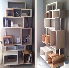 1000 images about biblioth que on pinterest charlotte. Black Bedroom Furniture Sets. Home Design Ideas