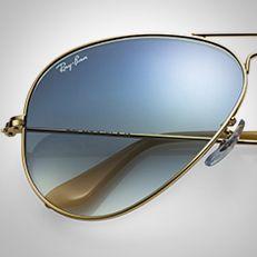Gorgeous Ray-Ban Aviator Sunglasses   Love it!
