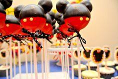 Mickey Mouse 1st Birthday sweet-ideas