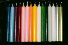 Η ΛΙΣΤΑ ΜΟΥ: Φτιάξε τα δικά σου κεριά