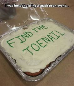 When asked to bring dish to potluck....I cant wait to do this